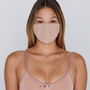 SKIMS Face Mask Sienna